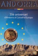 Andorra 2 euro 2014
